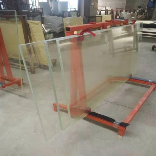 辐射防护铅玻璃